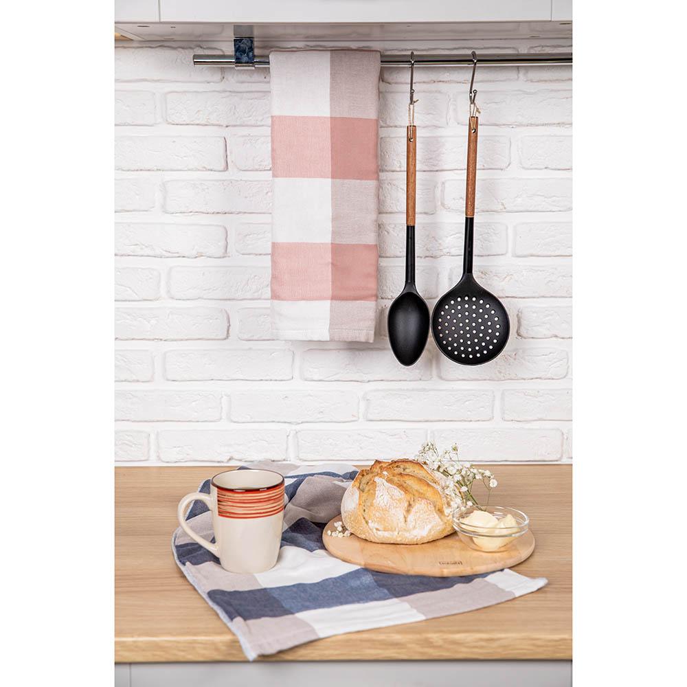 """PROVANCE Полотенце кухонное, 100% хлопок, 34х73см, """"Клетка"""", 2 дизайна - 4"""