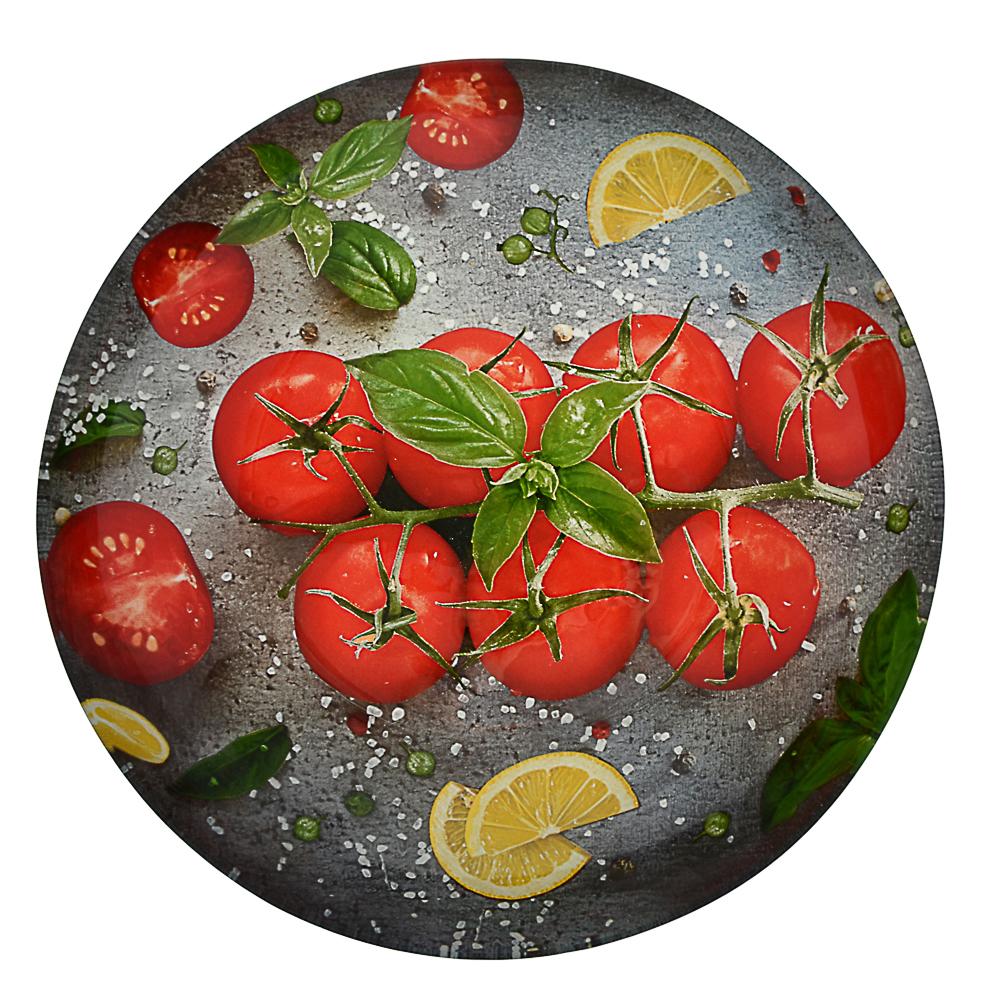 Овощи Салатник большой, стекло, 30х6см - 2
