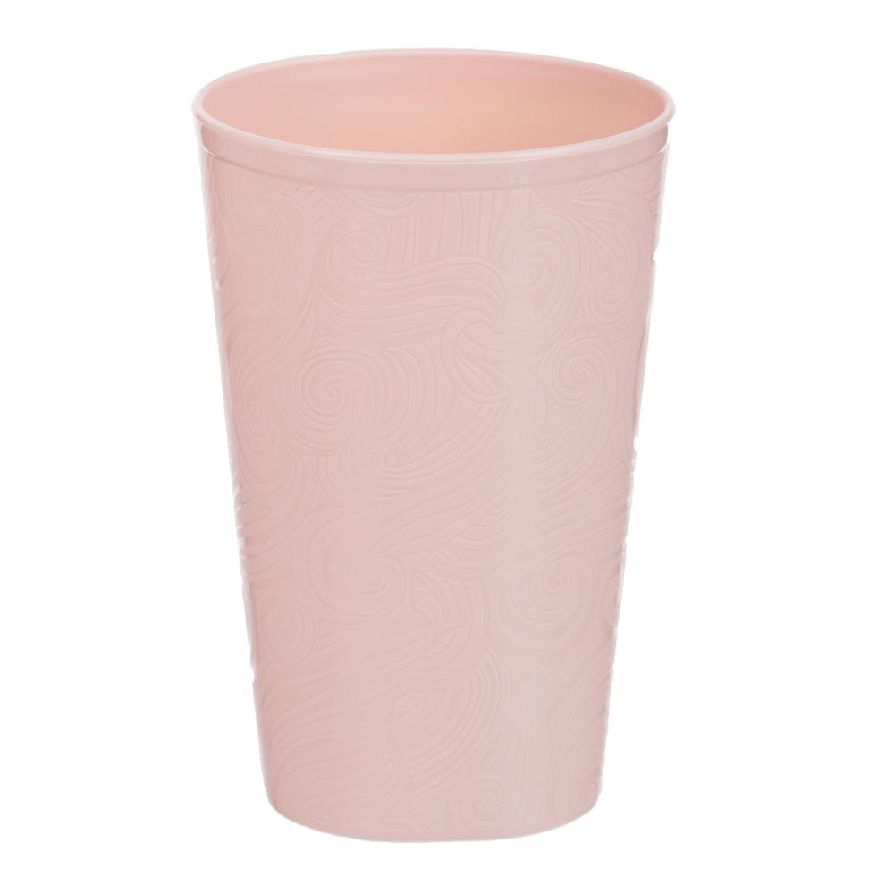 Набор посуды, 6 пр.: кувшин 2л, стаканы 4шт 0,33л, пластик, 2 цвета - 6