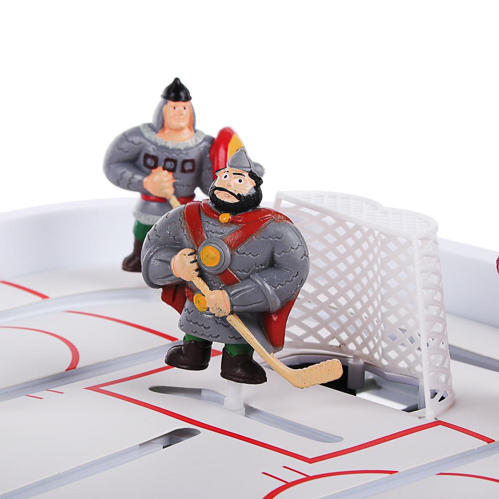"BY Набор игровой ""Настольный хоккей"", PVC,ABS, металл, 58,5х35,5х8см - 5"