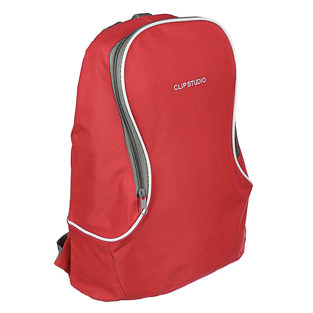 Рюкзак подростковый 40x30х17см, 1отд. на молнии, полиэстер, 3 цвета, ПРОМО - 3