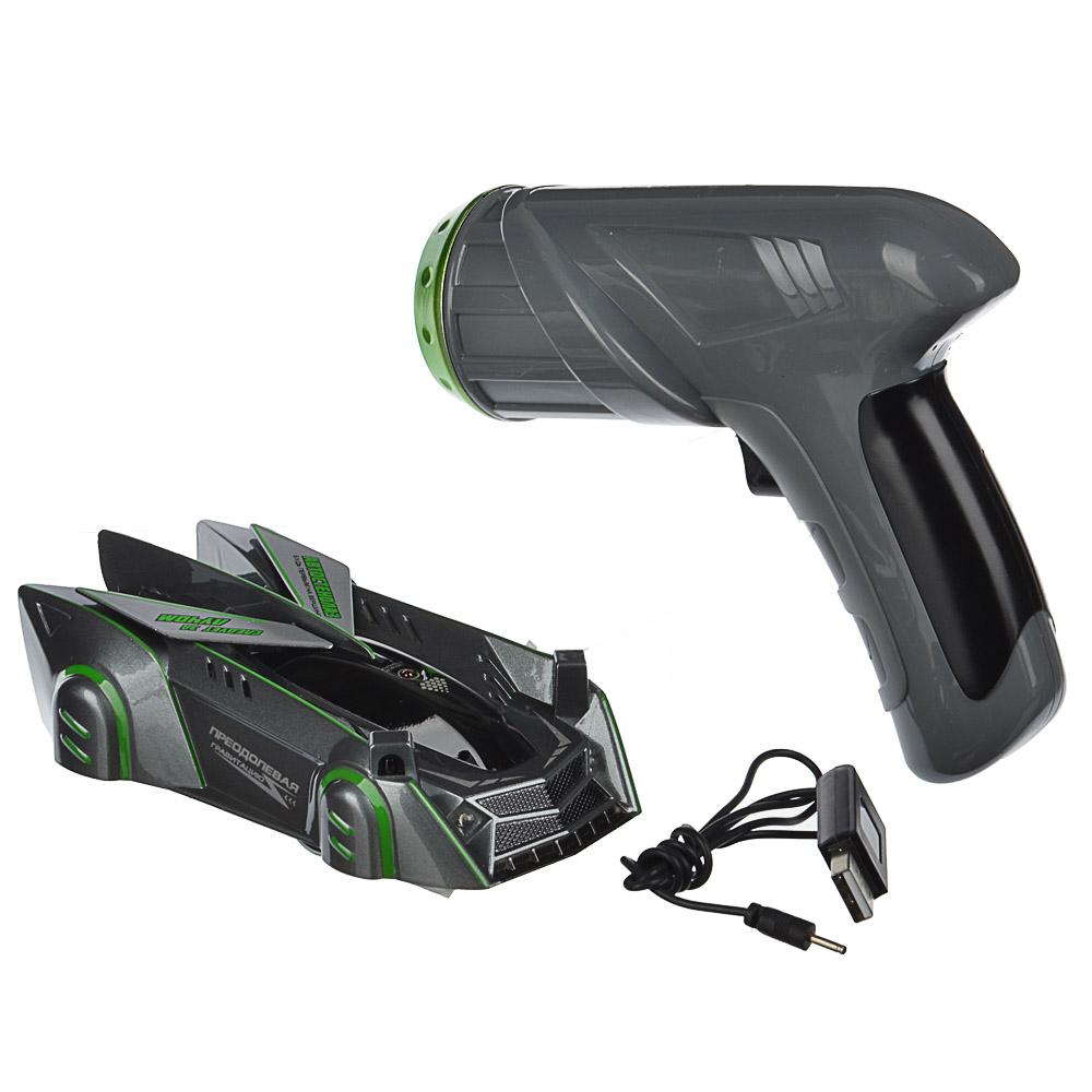 ИГРОЛЕНД Автомобиль-стенолаз с ИК пультом, ABS, 27,5х21х8см, 3 дизайна - 2