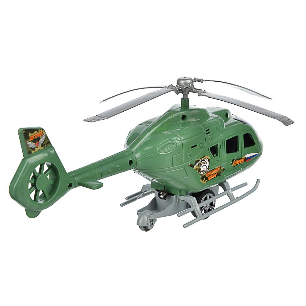 ИГРОЛЕНД Вертолет с механическим стартером, PP, 29-30х10-, 2 дизайна - 3