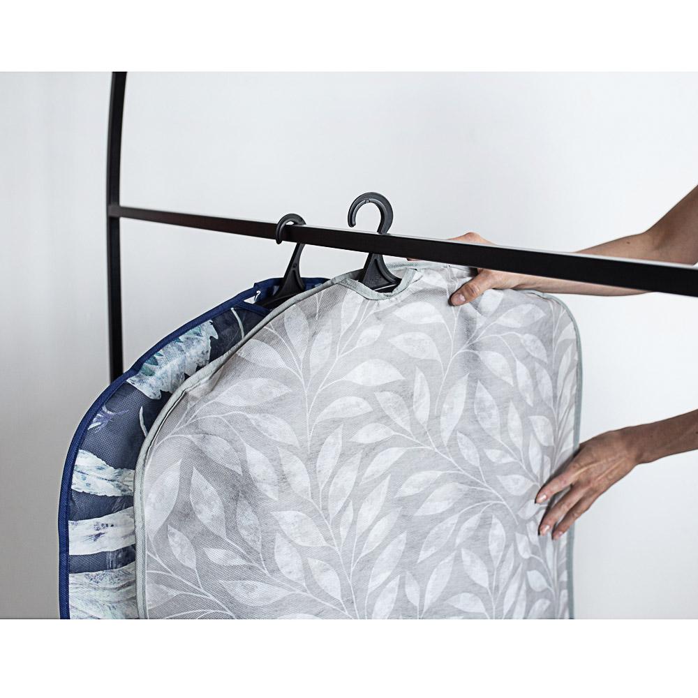 VETTA Санремо Чехол для одежды, 60х90см, спанбонд, ПЕВА, 2 дизайна - 6