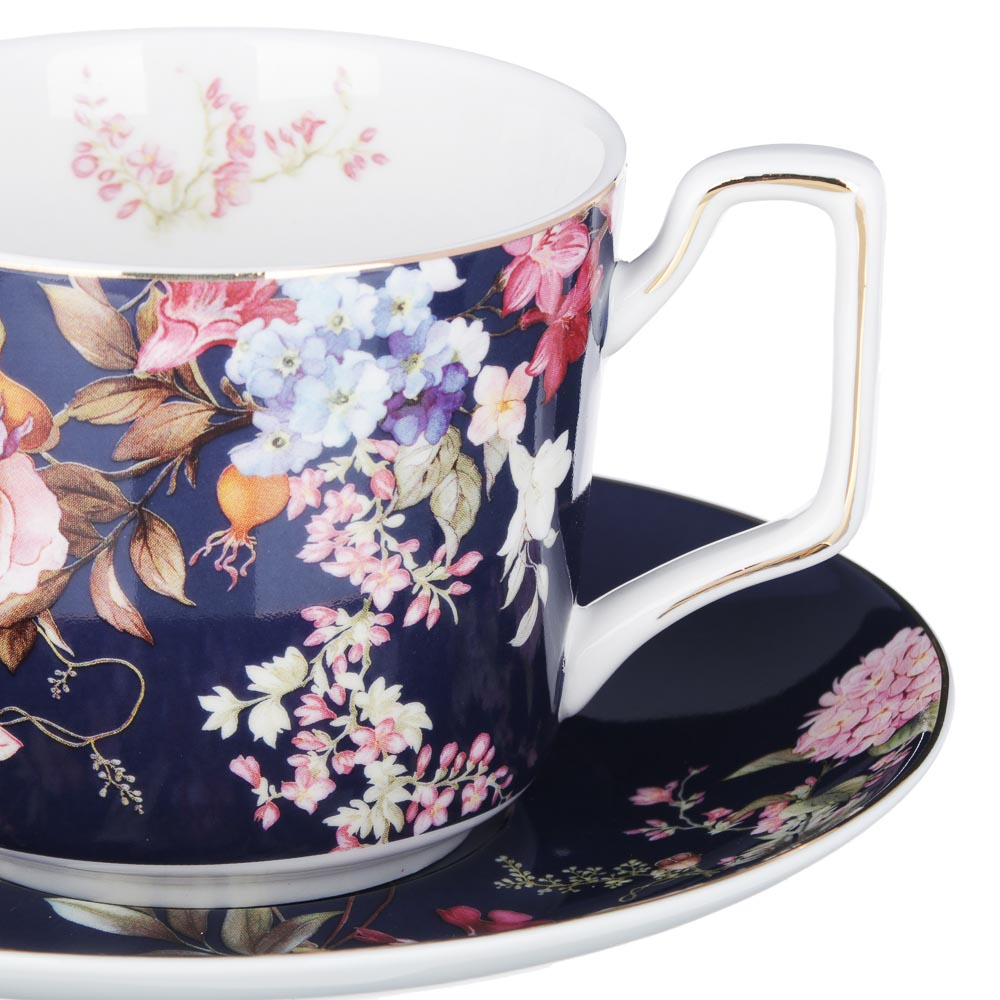 MILLIMI Японский сад Набор чайный 2 пр., 260мл, костяной фарфор, 4 дизайна - 3