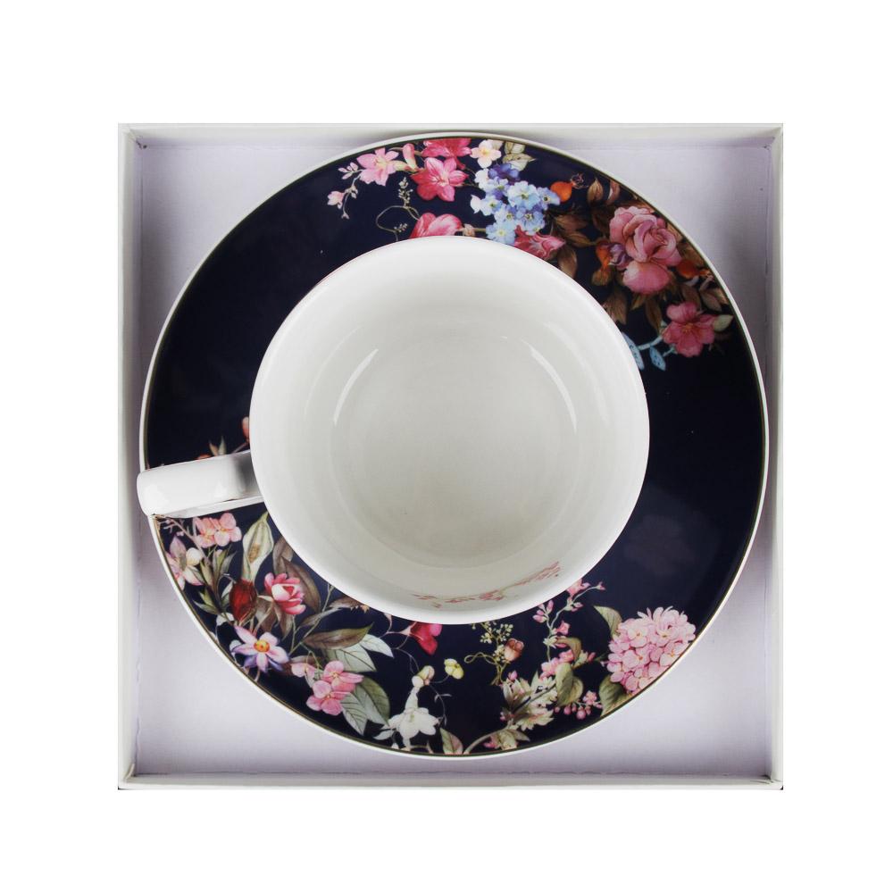 MILLIMI Японский сад Набор чайный 2 пр., 260мл, костяной фарфор, 4 дизайна - 4