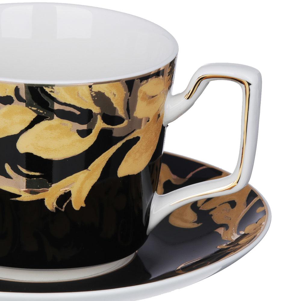 MILLIMI Император Набор чайный 4 пр., 260мл, костяной фарфор - 2
