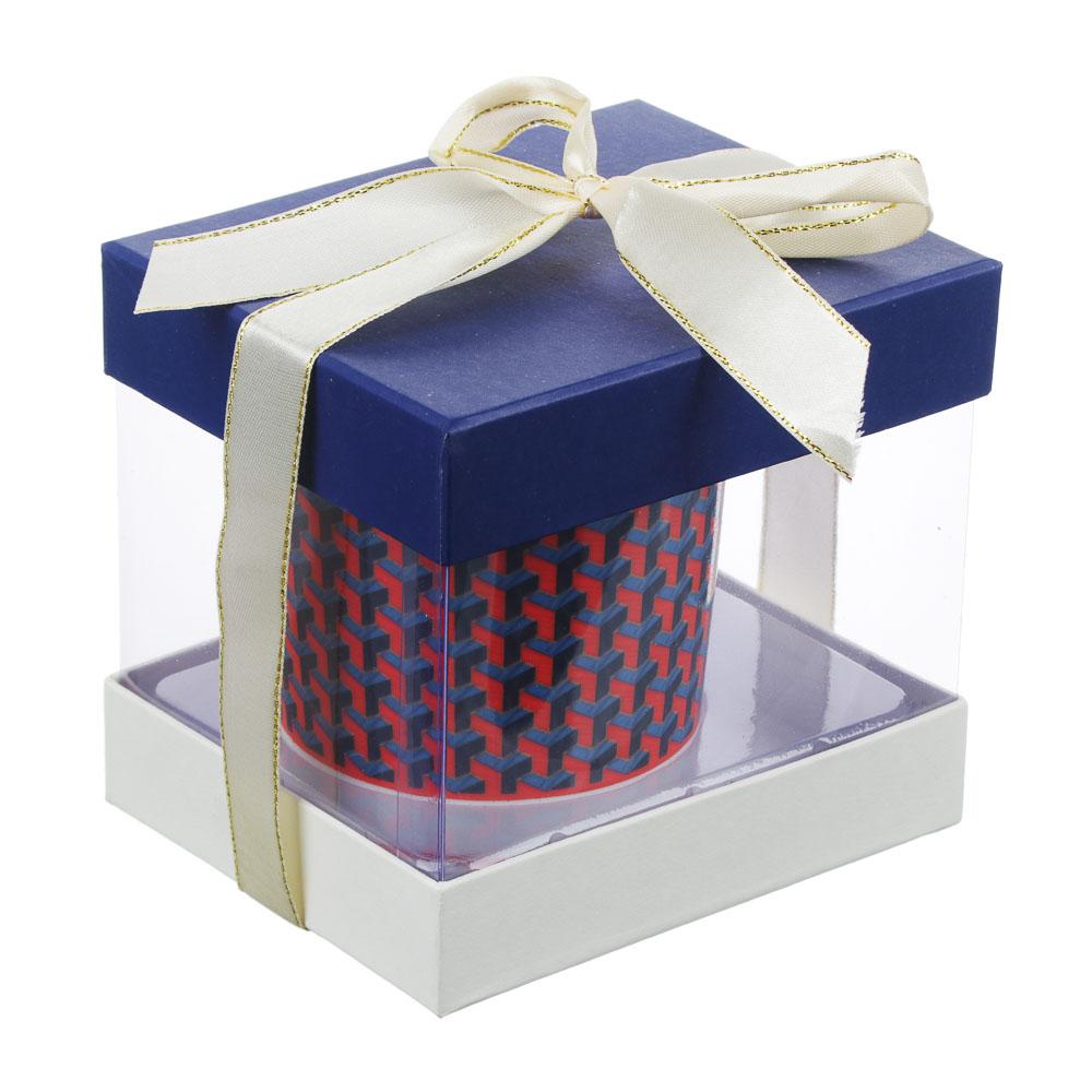 MILLIMI Эллегия Кружка 380мл, костяной фарфор, 4 дизайна, подарочная упаковка - 4