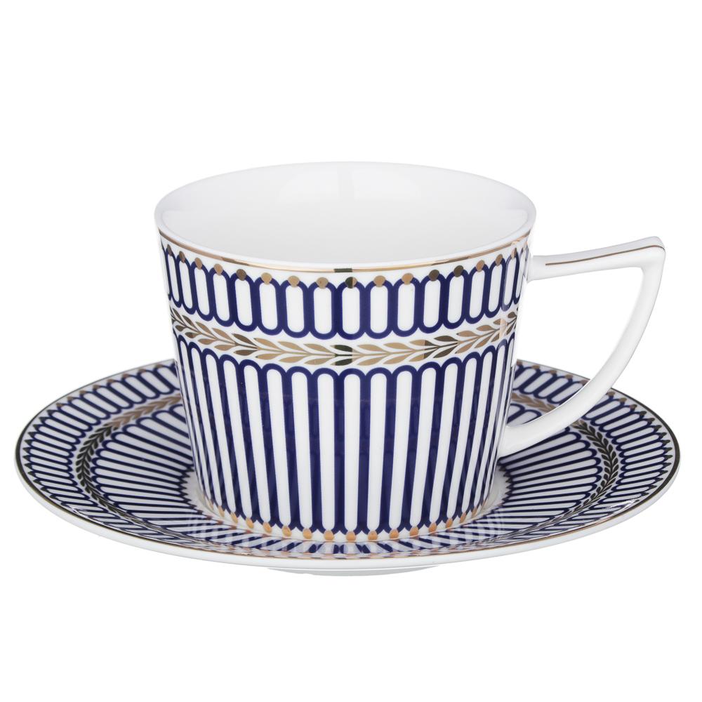 MILLIMI Граф Монте-Кристо Набор чайный 2 пр., 250мл, костяной фарфор, 2 дизайна - 2