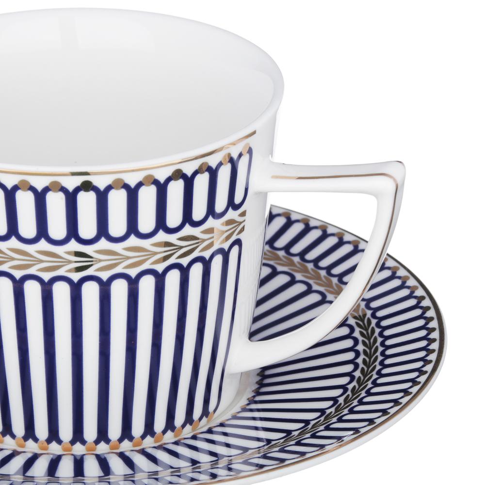 MILLIMI Граф Набор чайный 12 пр., 250мл, костяной фарфор - 2