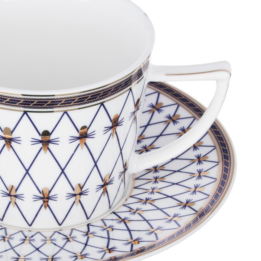 MILLIMI Монте-Кристо Набор чайный 12 пр., 250мл, костяной фарфор - 2