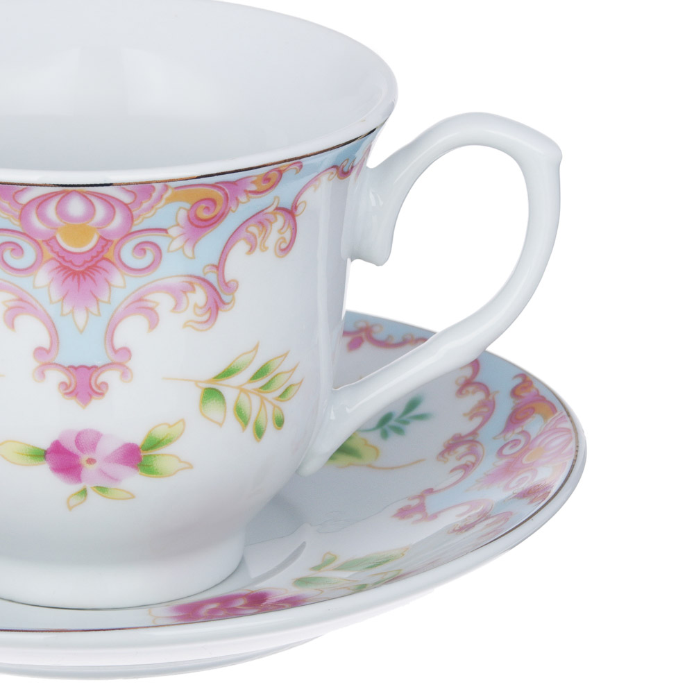 Сабина Набор чайный 12 пр., 220мл, фарфор - 2
