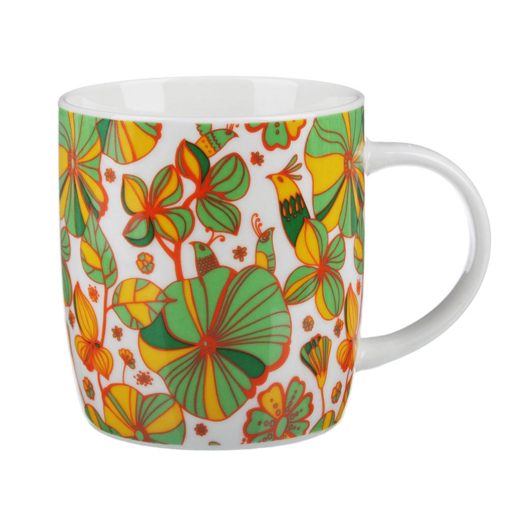 MILLIMI Вальс цветов Кружка 340мл, керамика, 4 дизайна - 2