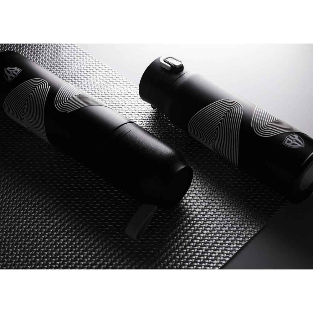 BY COLLECTION Термос 500мл, нерж.сталь, 3D принт - 5