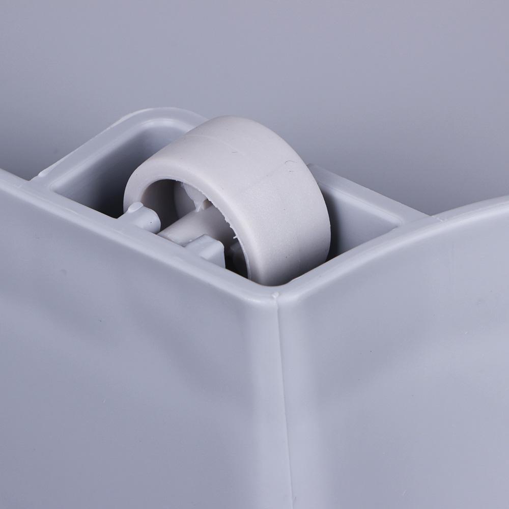 VETTA Контейнер на колесиках универсальный, 11,5л, 49,5х18,5х17,4см, 3 цвета - 5