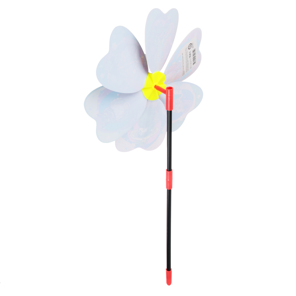 BY Ветрячок детский, PVC, 49х24см, 2 дизайна - 4