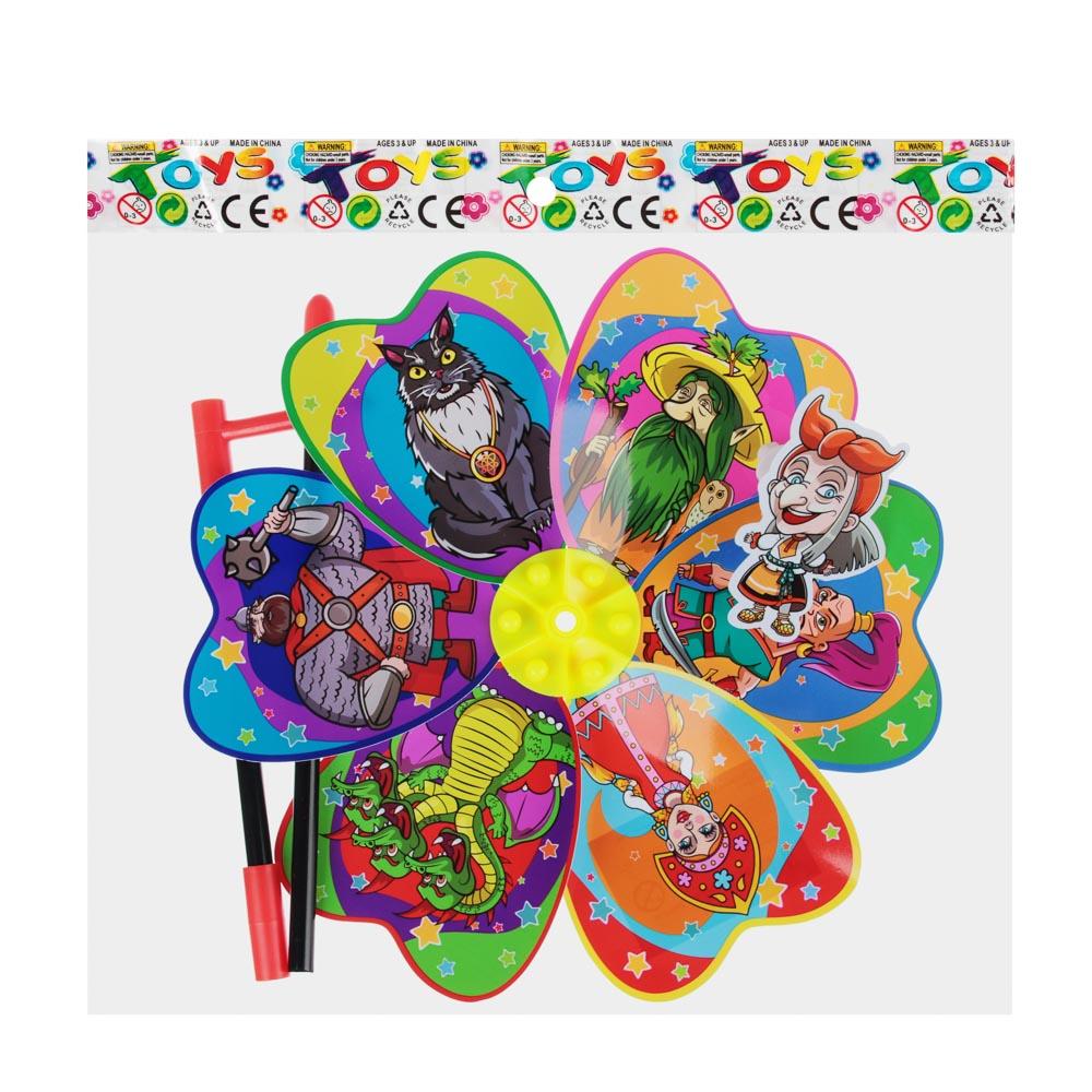 BY Ветрячок детский, PVC, 49х24см, 2 дизайна - 5