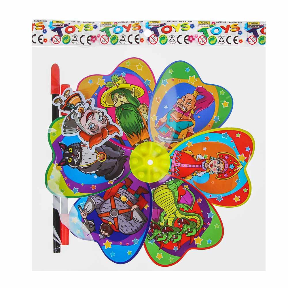 BY Ветрячок детский, PVC, 49х24см, 2 дизайна - 6