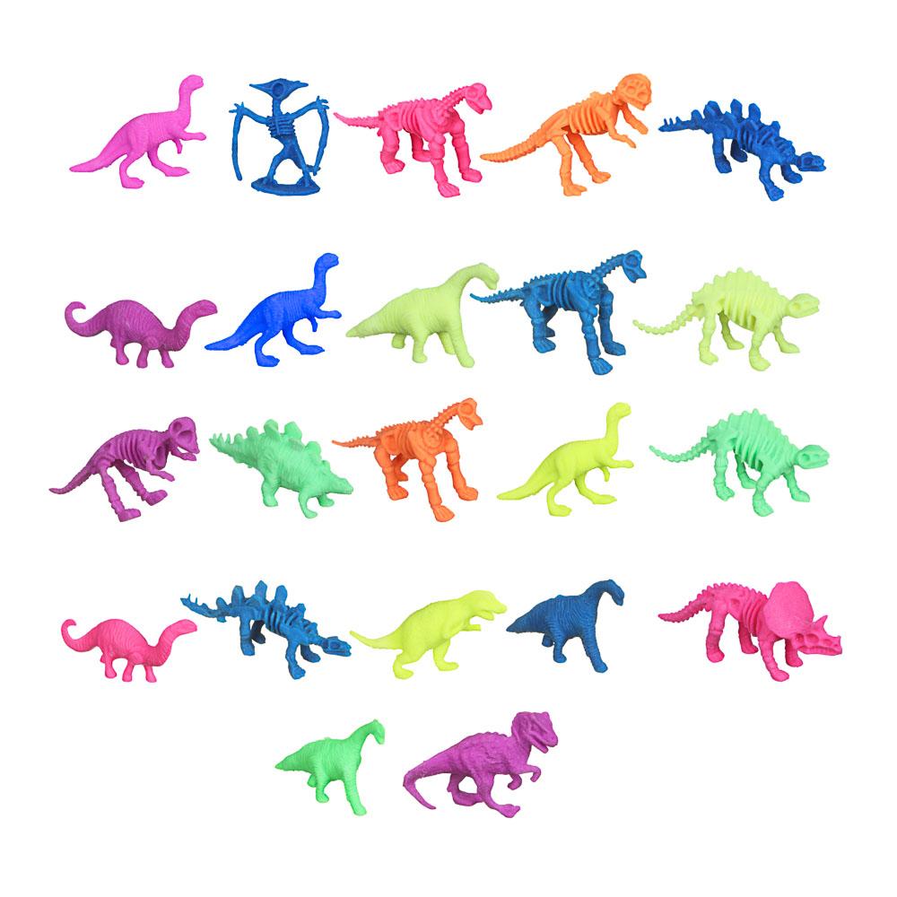 ИГРОЛЕНД Набор растущих фигурок, 2 шт., полимер, 10х10х0,2см, 10-16 дизайнов - 2