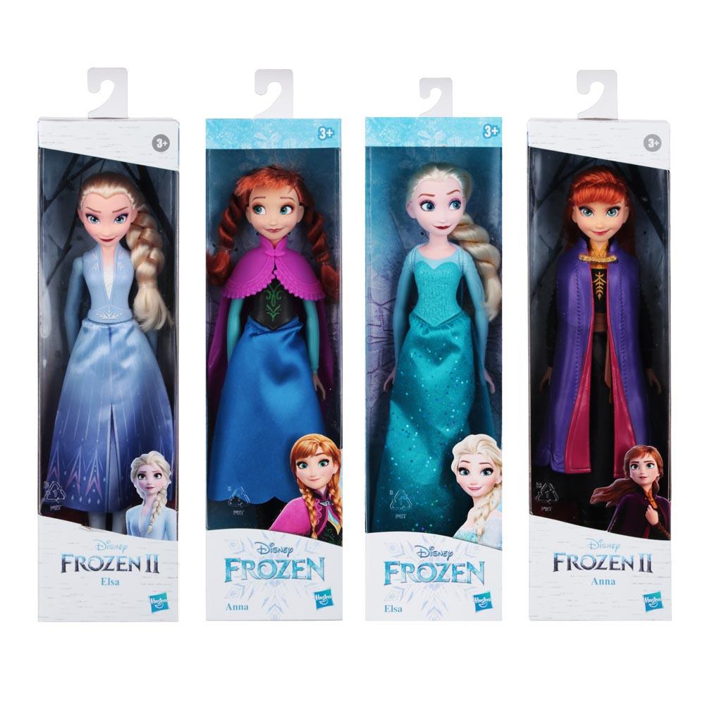 HASBRO Кукла Disney Frozen, 28см, пластик, полиэстер, 4 дизайна - 5
