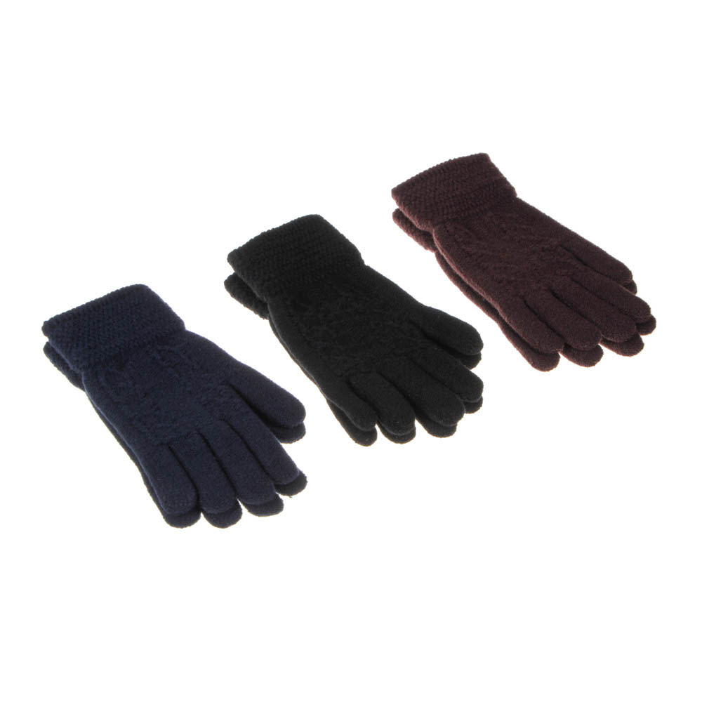 GALANTE Перчатки взрослые, р 20-22, 6 цветов, ОЗ21-20 - 5