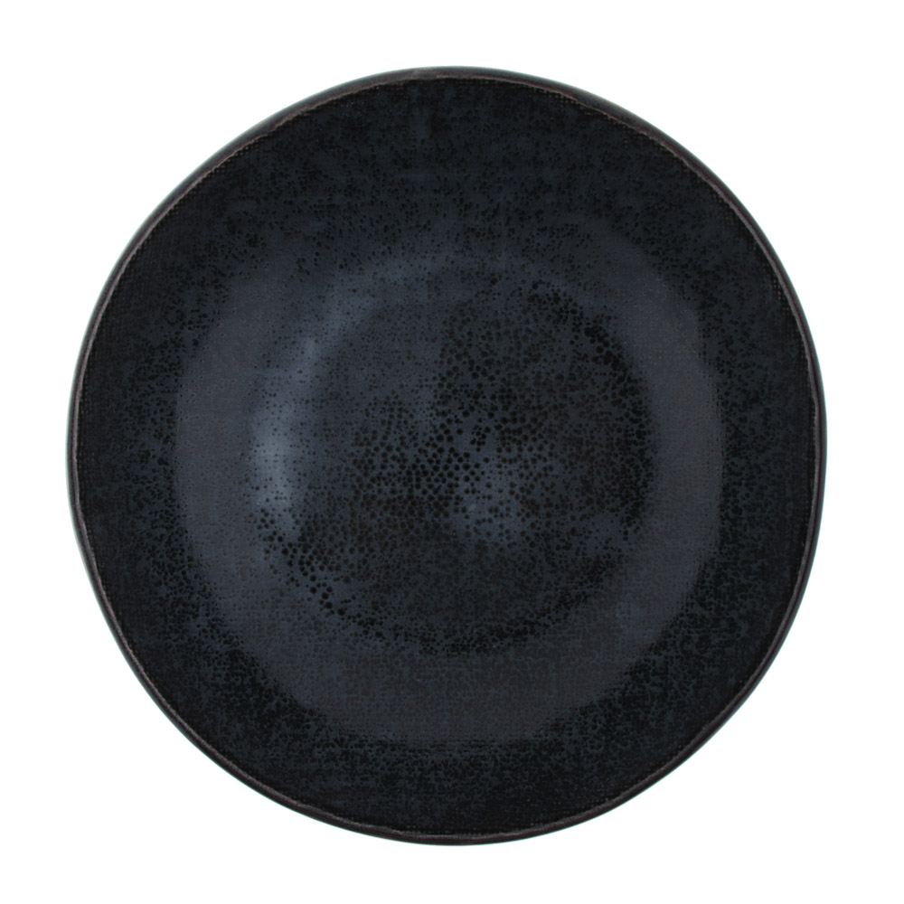 MILLIMI Блэк Джинс Тарелка суповая, 20х5,5см, керамика - 2