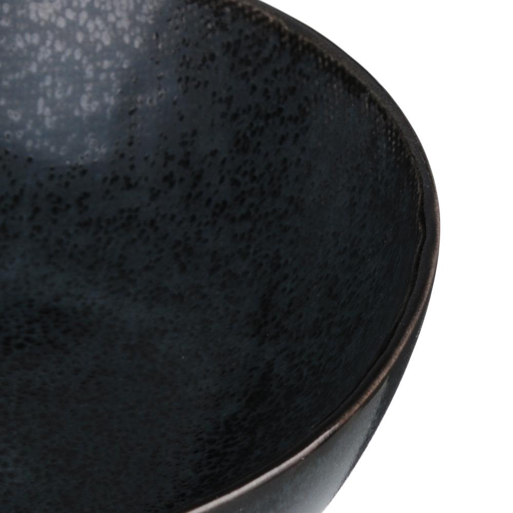 MILLIMI Блэк Джинс Тарелка суповая, 20х5,5см, керамика - 3