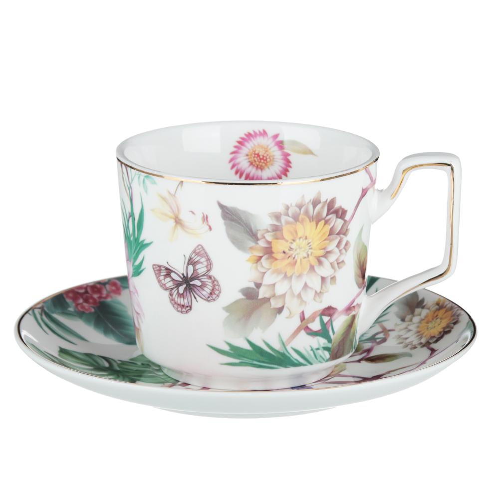 MILLIMI Сказка Набор чайный 2 пр., 260мл, 15см, костяной фарфор, 4 дизайна - 2