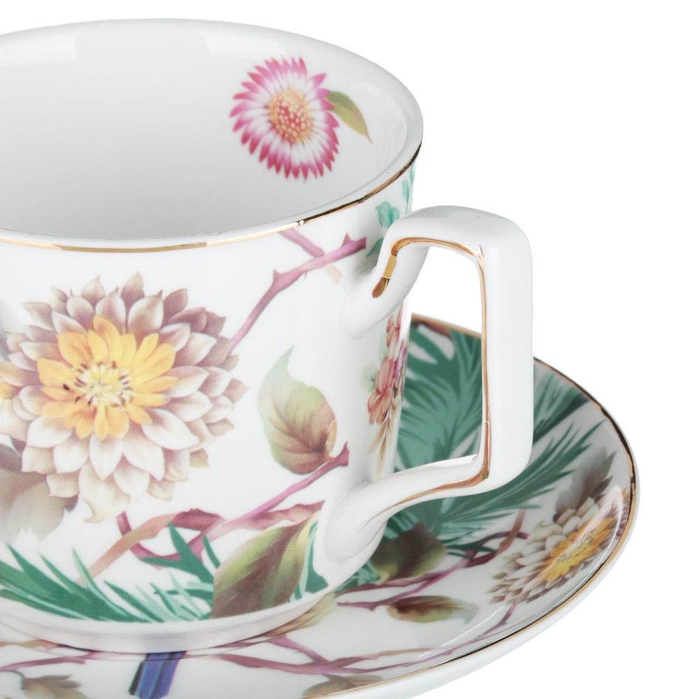 MILLIMI Сказка Набор чайный 2 пр., 260мл, 15см, костяной фарфор, 4 дизайна - 3