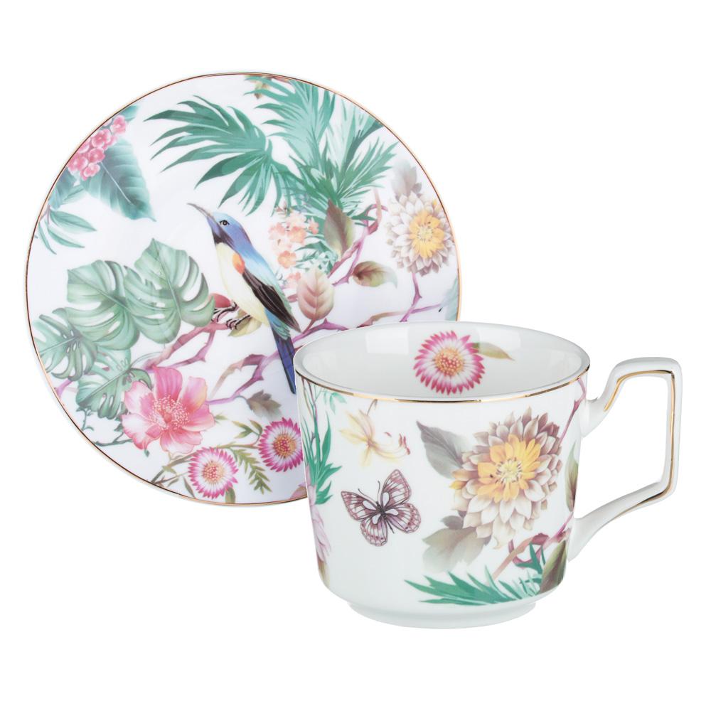 MILLIMI Сказка Набор чайный 2 пр., 260мл, 15см, костяной фарфор, 4 дизайна - 4