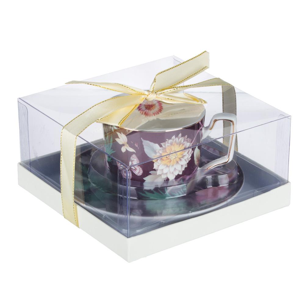 MILLIMI Сказка Набор чайный 2 пр., 260мл, 15см, костяной фарфор, 4 дизайна - 5