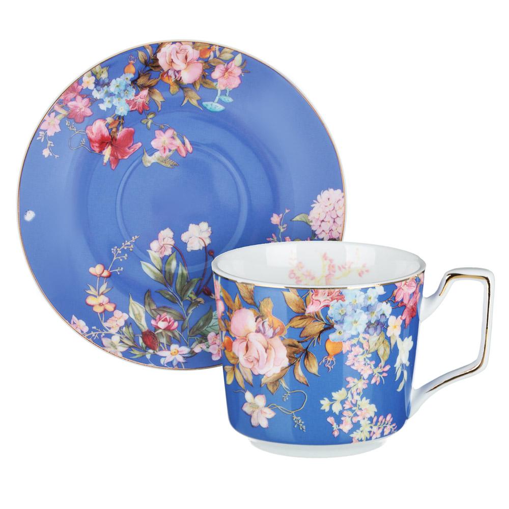 MILLIMI Японский сад Набор чайный 12 пр., 260мл, 15см, костяной фарфор - 3
