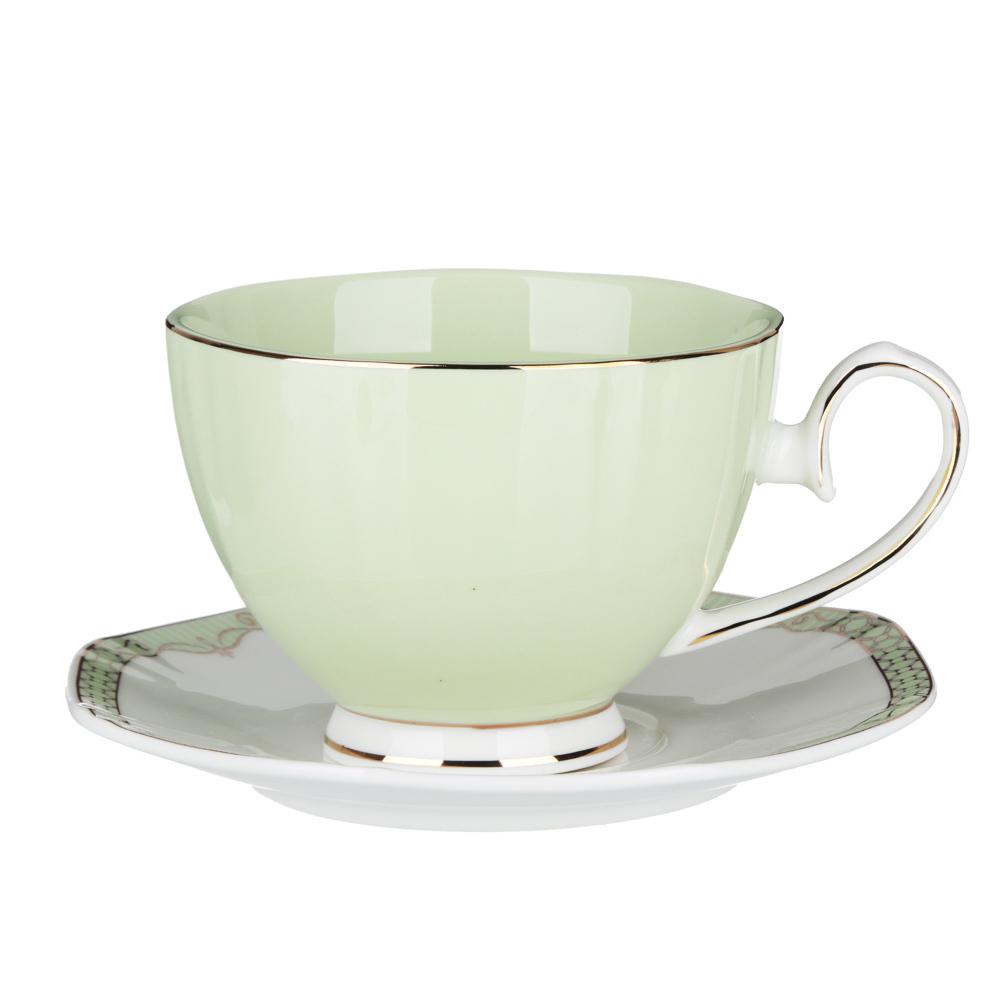 MILLIMI Мираж Набор чайный 2 пр., 260мл, 14см, костяной фарфор, 4 цвета - 2