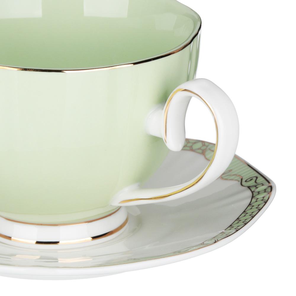 MILLIMI Мираж Набор чайный 2 пр., 260мл, 14см, костяной фарфор, 4 цвета - 3