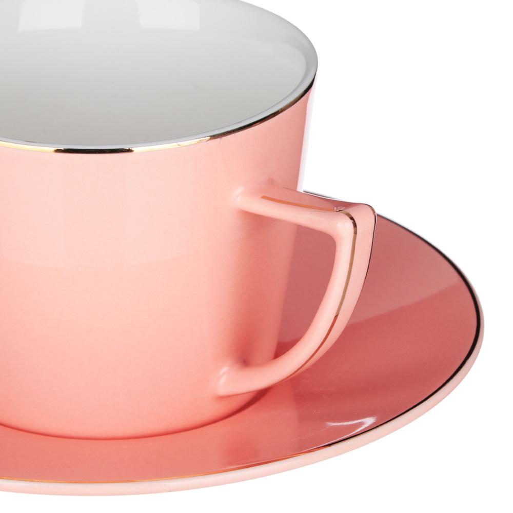 MILLIMI Радуга Набор чайный 12 пр., 250мл, 15см, костяной фарфор - 2