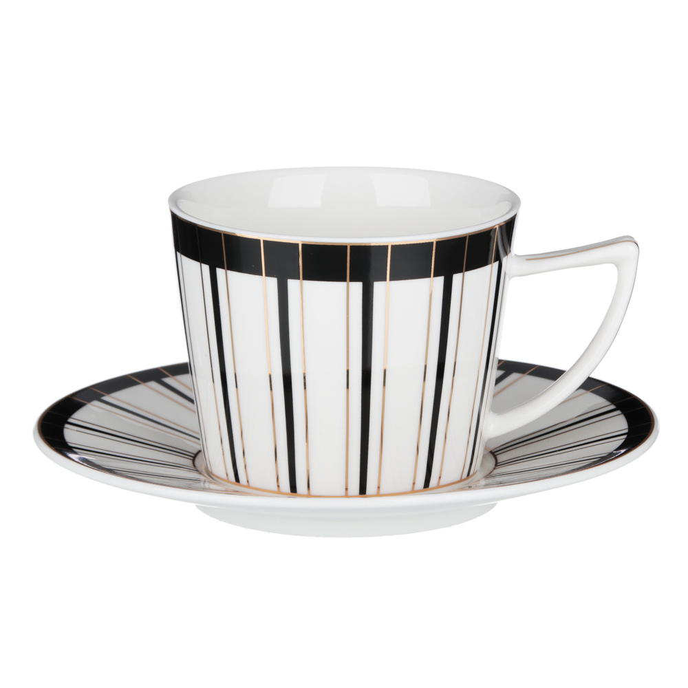 MILLIMI Король Артур Набор чайный 2 пр., 250мл, 15см, костяной фарфор, 2 дизайна - 2