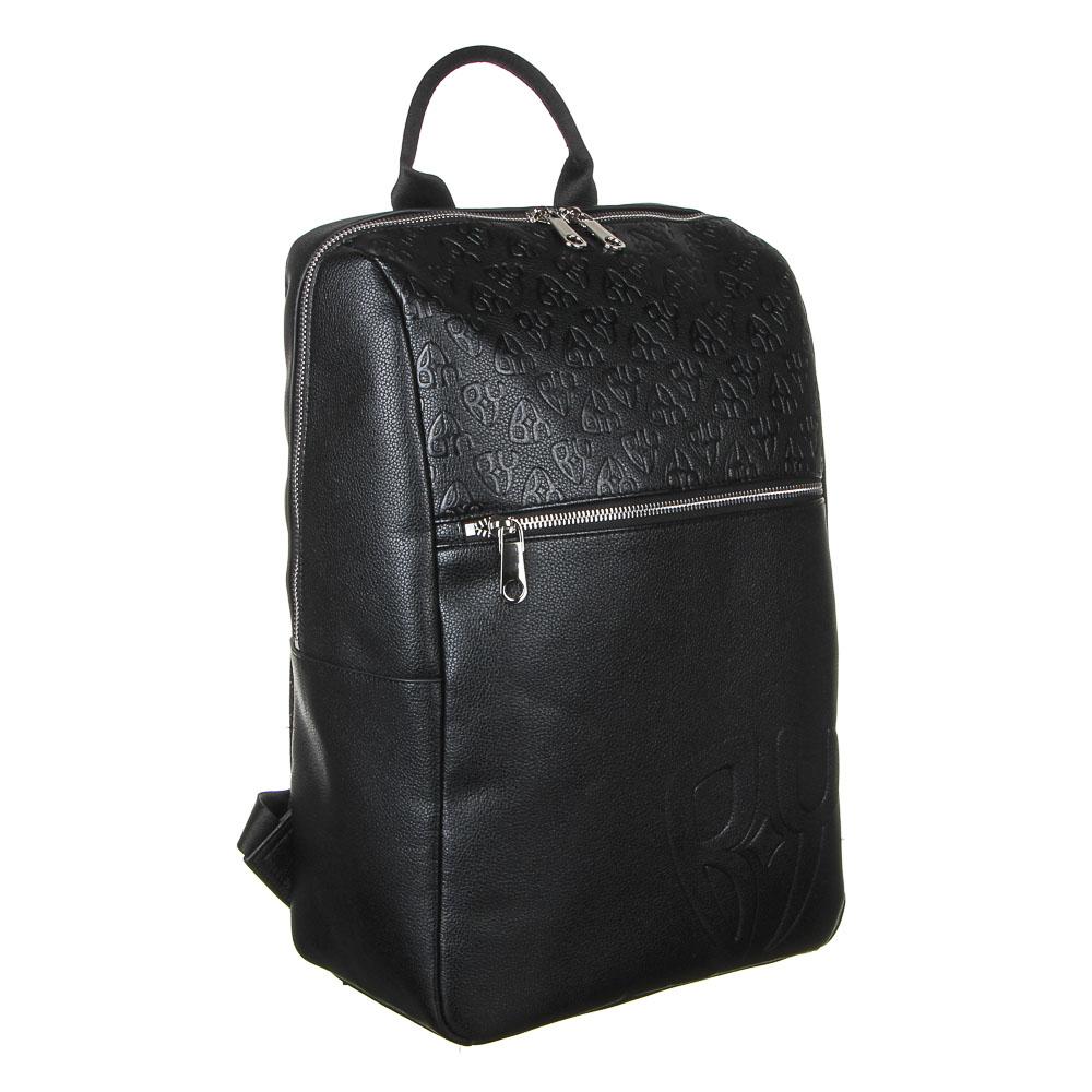 Рюкзак городской BY, 40х27х14 см, экокожа, 1 отделение, 1 карман - 2
