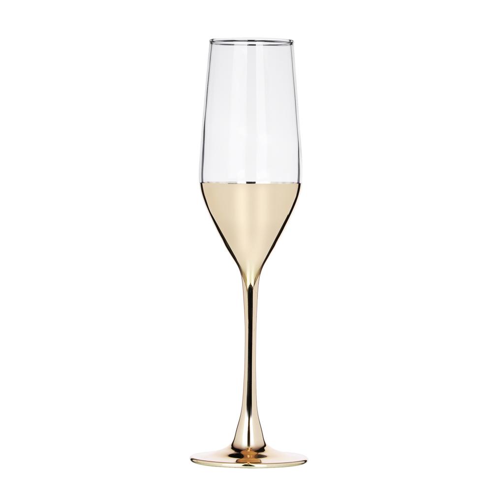 Пряничный домик Набор бокалов 2шт для шампанского, 160мл - 2