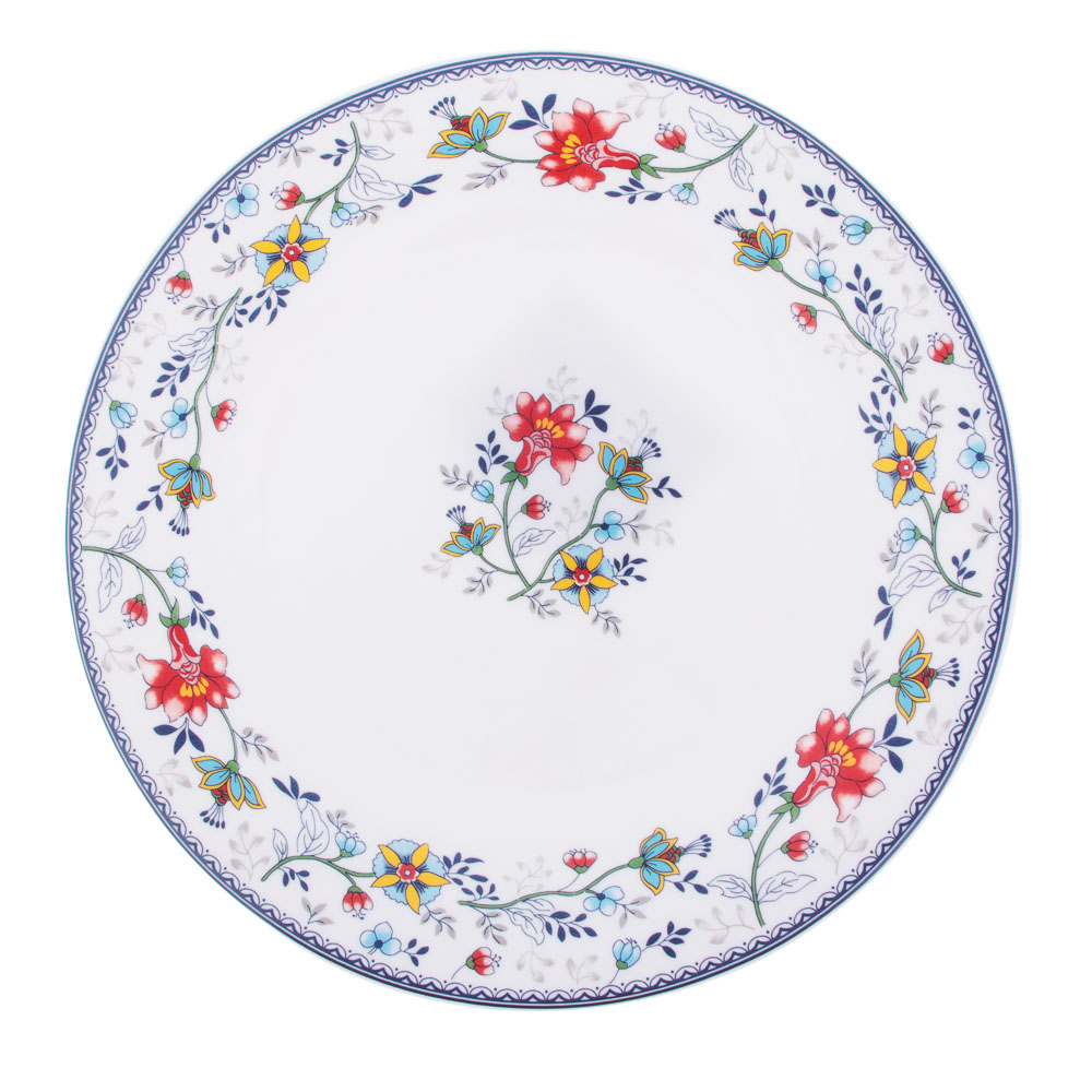 MILLIMI Виола Набор столовой посуды 13 пр., опаловое стекло, 21001 - 2