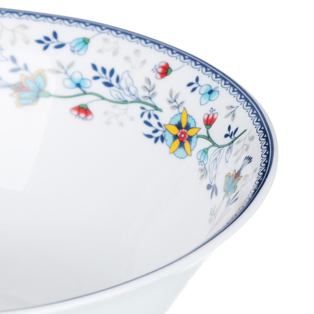 MILLIMI Виола Салатник опаловое стекло 16,5см, 21001 - 2