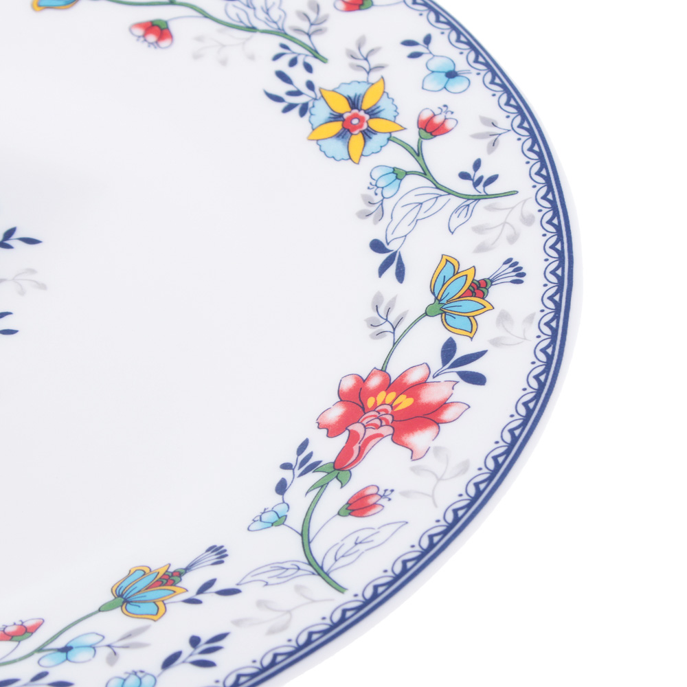 MILLIMI Виола Тарелка десертная опаловое стекло 20см, 21001 - 2