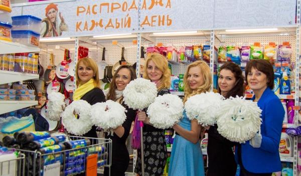 Галамарт выступил в качестве спонсора на Миссис Урал-2016
