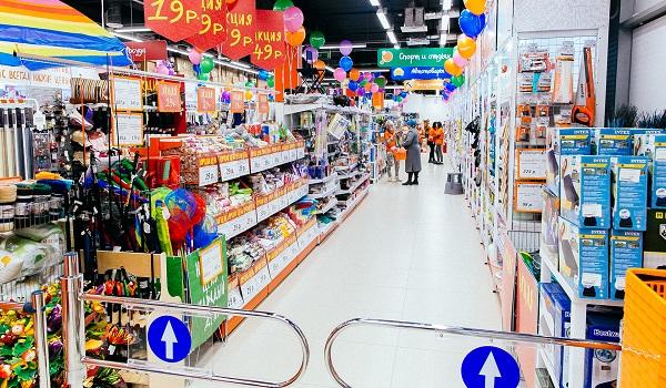 Четыре новых магазина откроются в первой половине июля