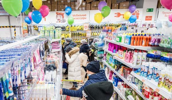 Новый «Галамарт» открывается в Казани 18 декабря