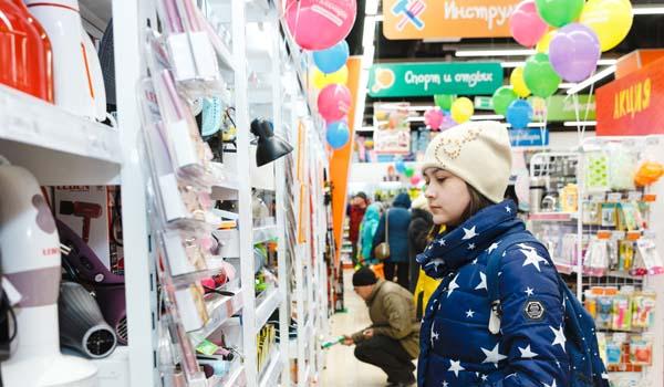 Новый «Галамарт» открывается в Томске 22 декабря