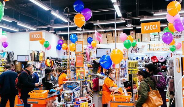 В Тюмени 6 ноября откроется восьмой магазин Галамарт